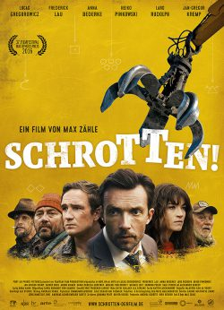 Schrotten - Das Filmplakat
