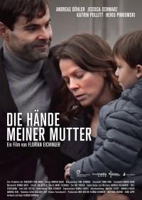 Plakat Hände meiner Mutter