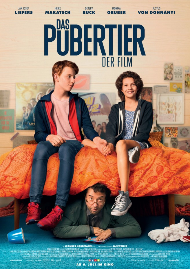 Filmplakat Das Pubertier