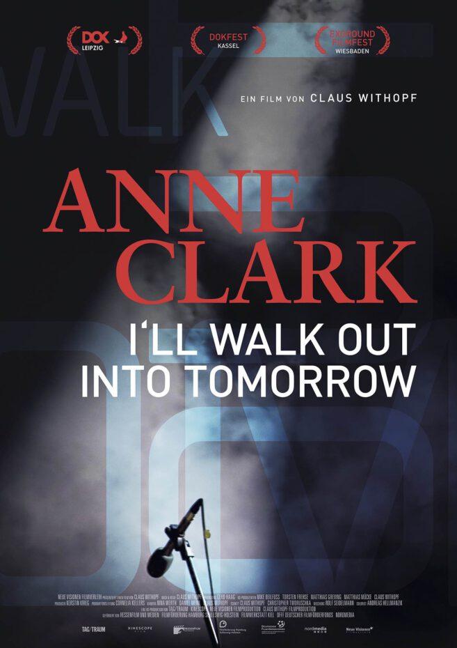 Plakat Anne Clark