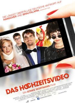 """Filmplakat """"Das Hochzeitsvideo"""""""